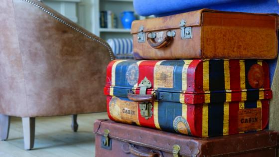 Chiny Embarcadere 56 Checklist arrivée en vacances rangement valise ou repos