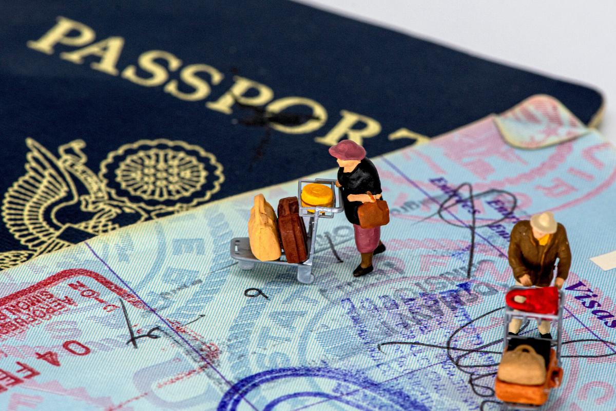 Chiny Embarcadere 56 Checklist avant de partir en vacances passport