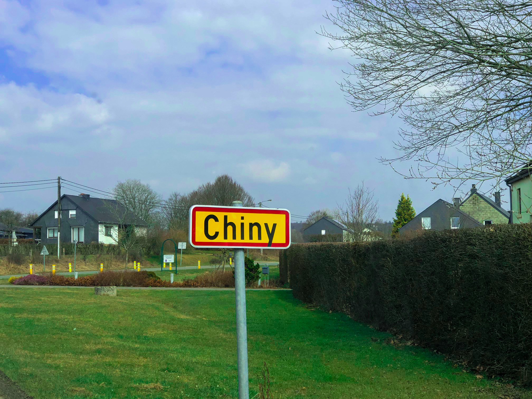Chiny gite Embarcadere 56 panneau chiny