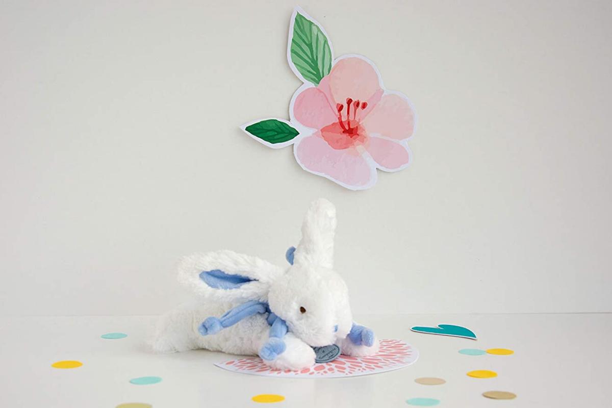 Doudou lapin Doudou et compagnie details